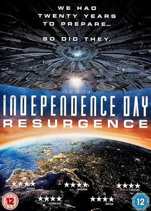 Rent Independence Day: Resurgence Online DVD & Blu-ray Rental