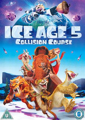 Rent Ice Age: Collision Course (aka Ice Age 5) Online DVD Rental