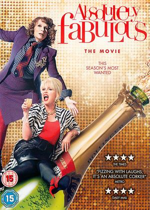 Rent Absolutely Fabulous: The Movie Online DVD Rental