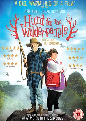 Rent Hunt for the Wilderpeople Online DVD Rental