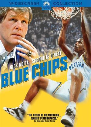 Rent Blue Chips Online DVD Rental