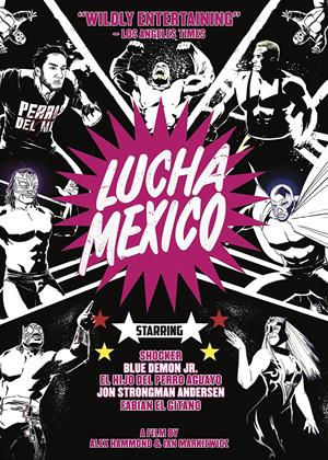 Rent Lucha Mexico Online DVD Rental