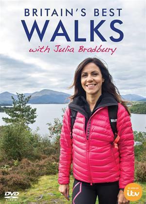Rent Britain's Best Walks with Julia Bradbury Online DVD Rental