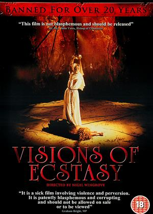 Rent Visions of Ecstasy Online DVD & Blu-ray Rental