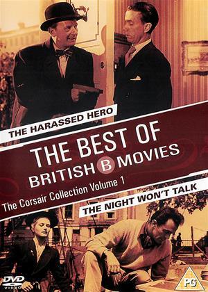 Rent The Best of British B Movies: Vol.1 (aka The Night Won't Talk / The Harassed Hero) Online DVD Rental
