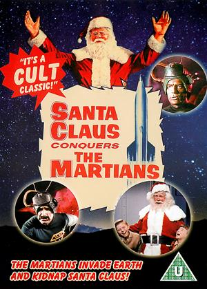 Rent Santa Claus Conquers the Martians (aka Santa Claus Defeats the Aliens) Online DVD & Blu-ray Rental