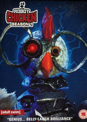 Rent Robot Chicken: Series 1 Online DVD Rental