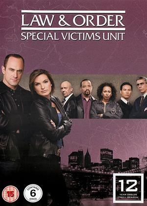 Rent Law and Order: Special Victims Unit: Series 12 Online DVD & Blu-ray Rental