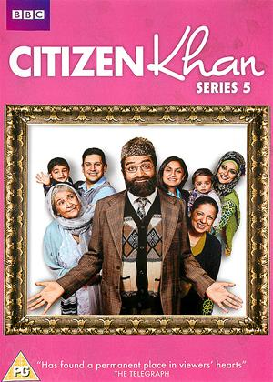 Rent Citizen Khan: Series 5 Online DVD Rental