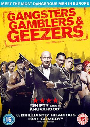 Rent Gangsters, Gamblers and Geezers (aka Krish and Lee) Online DVD Rental