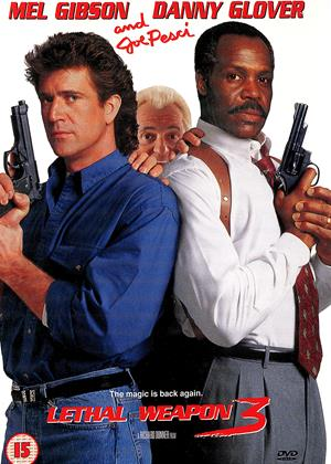 Lethal Weapon 3 Online DVD Rental