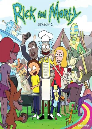 Rent Rick and Morty: Series 2 Online DVD Rental