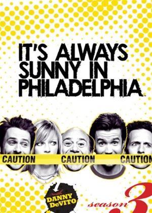 Rent It's Always Sunny in Philadelphia: Series 3 Online DVD Rental