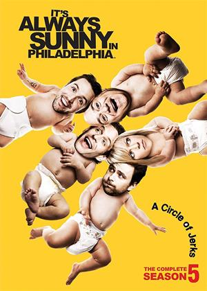 Rent It's Always Sunny in Philadelphia: Series 5 Online DVD & Blu-ray Rental