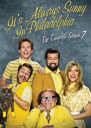 Rent It's Always Sunny in Philadelphia: Series 7 Online DVD Rental