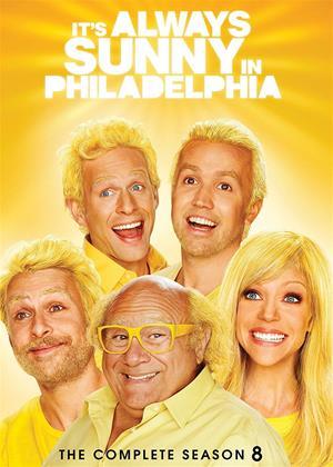 Rent It's Always Sunny in Philadelphia: Series 8 Online DVD Rental