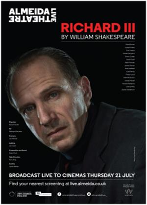 Rent Richard III: Almeida Theatre Online DVD Rental