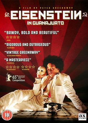 Rent Eisenstein in Guanajuato Online DVD Rental