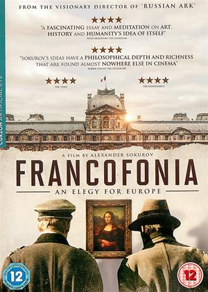 Rent Francofonia (aka Le Louvre sous l'Occupation) Online DVD Rental