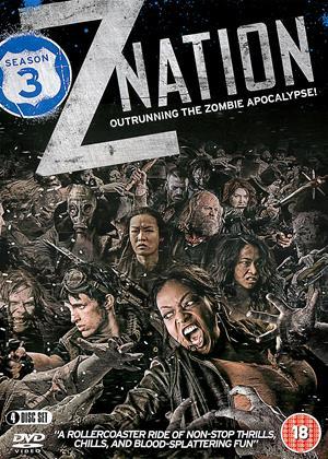 Rent Z Nation: Series 3 Online DVD & Blu-ray Rental
