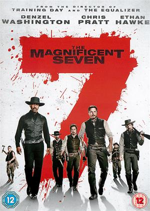 The Magnificent Seven Online DVD Rental