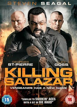 Rent Killing Salazar (aka Cartels) Online DVD Rental