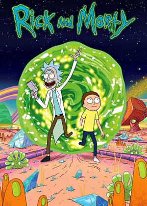 Rent Rick and Morty Online DVD & Blu-ray Rental