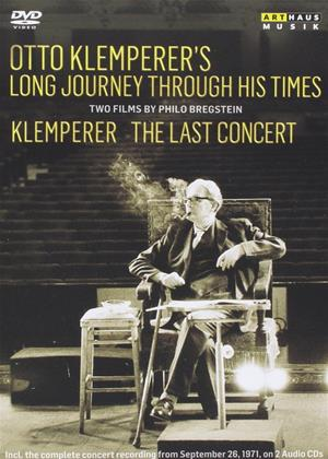 Rent Otto Klemperer's Long Journey Through His Times / The Last Concert (aka Otto Klemperers lange Reise durch seine Zeit) Online DVD & Blu-ray Rental