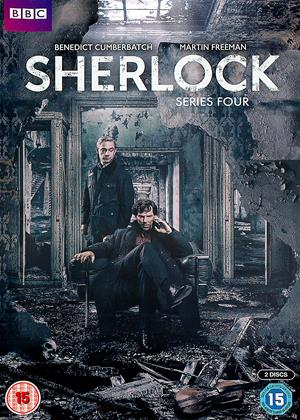 Rent Sherlock: Series 4 Online DVD & Blu-ray Rental