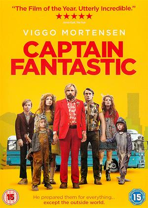 Rent Captain Fantastic Online DVD Rental