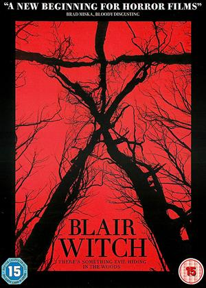 Rent Blair Witch (aka The Woods) Online DVD Rental