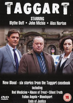 Rent Taggart: New Blood (aka Taggart: Series 27) Online DVD Rental
