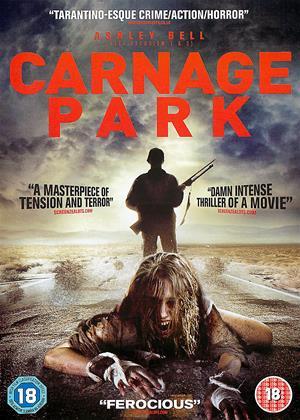 Rent Carnage Park Online DVD & Blu-ray Rental