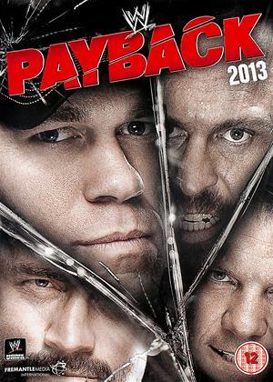 Rent WWE: Payback 2013 Online DVD Rental