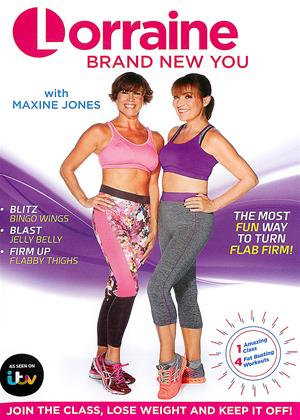 Rent Lorraine Kelly: Brand New You Online DVD Rental
