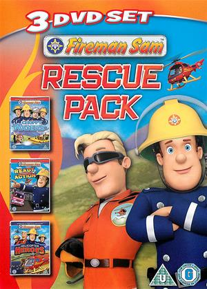 Rent Fireman Sam: Rescue Pack Online DVD Rental