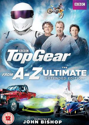 Rent Top Gear: From A-Z (aka Top Gear: From A-Z: The Ultimate Extended Edition) Online DVD Rental