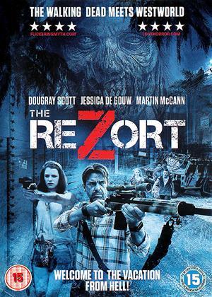 Rent The Rezort (aka Generation Z) Online DVD Rental