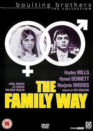 Rent The Family Way Online DVD Rental
