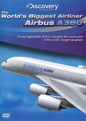 Rent The World's Biggest Airliner: Airbus A380 Online DVD Rental