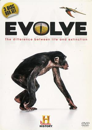 Rent Evolve (aka Evolve: The Difference Between Life and Extinction) Online DVD Rental