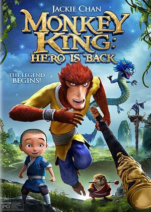 Rent Monkey King: Hero is Back (aka Xi you ji zhi da sheng gui lai) Online DVD Rental