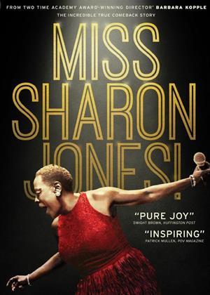 Rent Miss Sharon Jones! Online DVD Rental