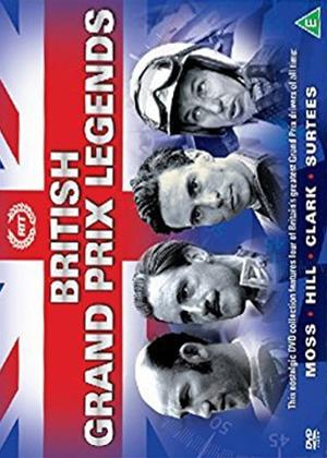 Rent British Grand Prix Driving Legends Online DVD Rental