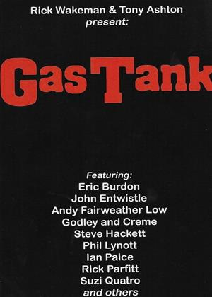 Rent Rick Wakeman and Tony Ashton Present: Gas Tank Online DVD Rental