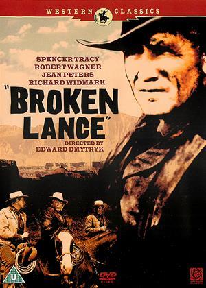 Rent Broken Lance Online DVD Rental