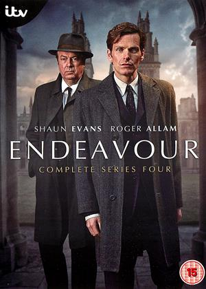 Rent Endeavour: Series 4 Online DVD Rental