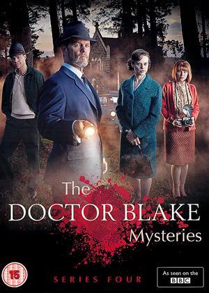 Rent The Doctor Blake Mysteries: Series 4 Online DVD Rental