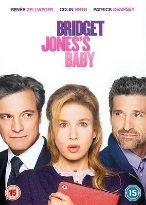 Rent Bridget Jones's Baby (aka Bridget Jones 3) Online DVD Rental