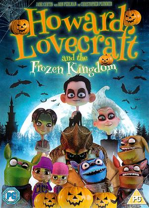 Rent Howard Lovecraft and the Frozen Kingdom Online DVD & Blu-ray Rental